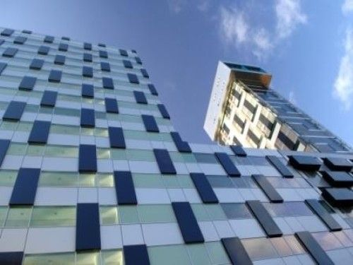 Thumbnail Flat to rent in Rumford Place, Liverpool