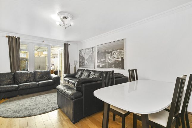 Thumbnail End terrace house to rent in Stevenage Road, London