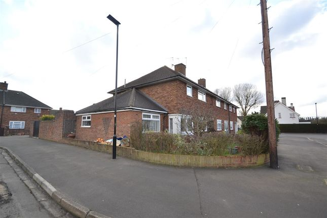 End terrace house for sale in Bedfont Close, Feltham