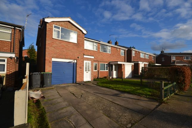 Thumbnail Semi-detached house to rent in Russley Road, Bramcote, Nottingham