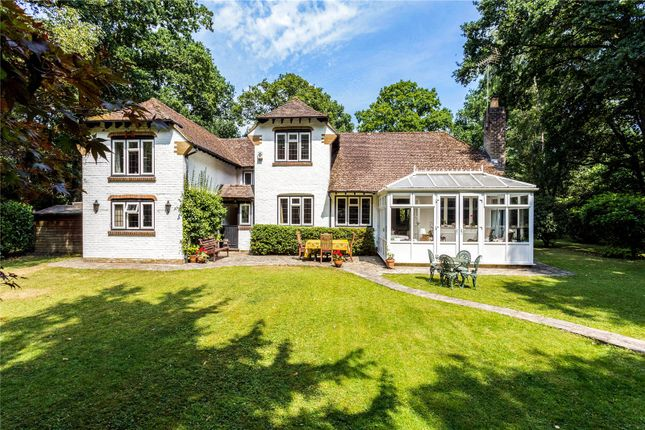 Thumbnail Detached house for sale in Old Forge Wood, Crawley, West Sussex