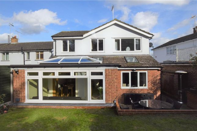 Thumbnail Detached house for sale in Tenterfields, Dunmow