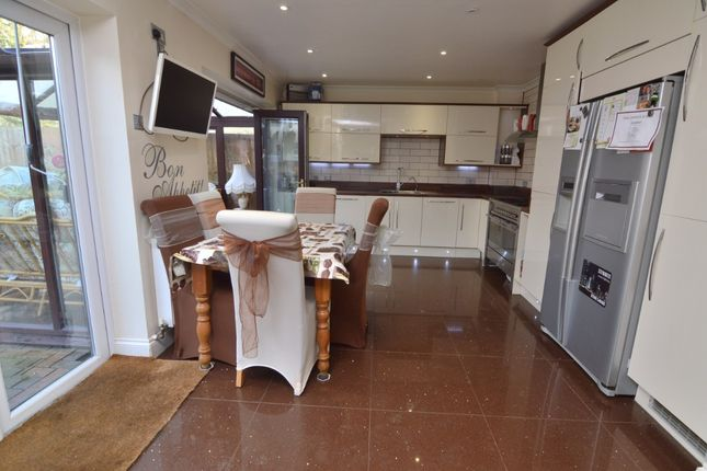 Thumbnail Semi-detached house for sale in Priory Road, Noak Hill, Romford