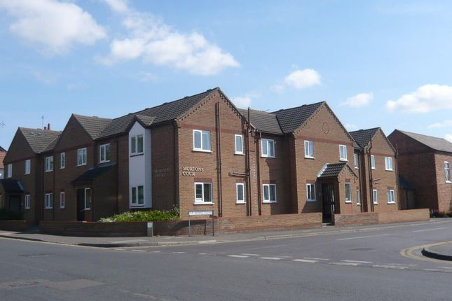 Thumbnail Flat to rent in Mortons Court, Station Road, March