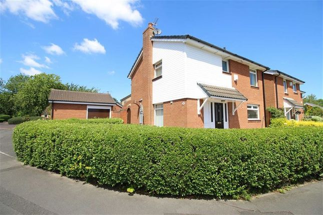 Thumbnail Detached house for sale in New Pastures, Lostock Hall, Preston