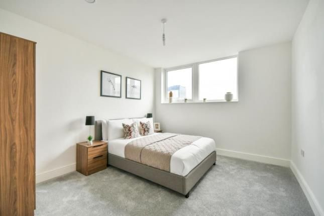 Bedroom of The Lock, Fleming Way, Swindon SN1