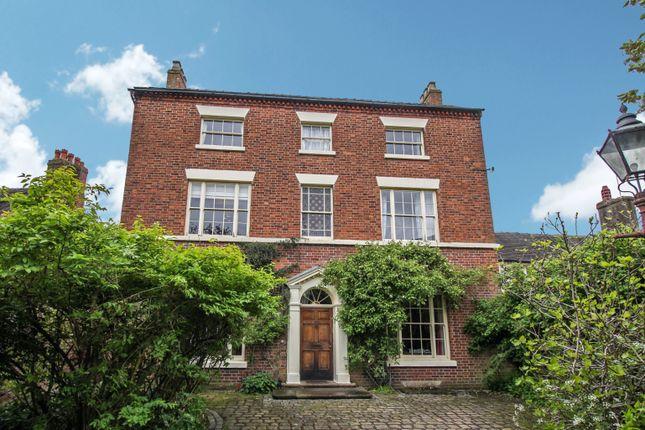 Thumbnail Town house for sale in Shropshire Street, Market Drayton