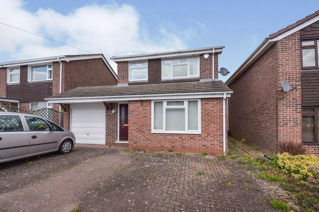 3 bed detached house for sale in Longwill Avenue, Melton Mowbray LE13