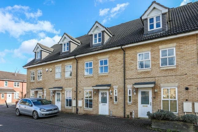 Thumbnail Terraced house for sale in Wharfdale Square, Cheltenham