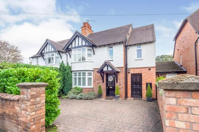 Thumbnail Semi-detached house for sale in College Street, Stratford-Upon-Avon
