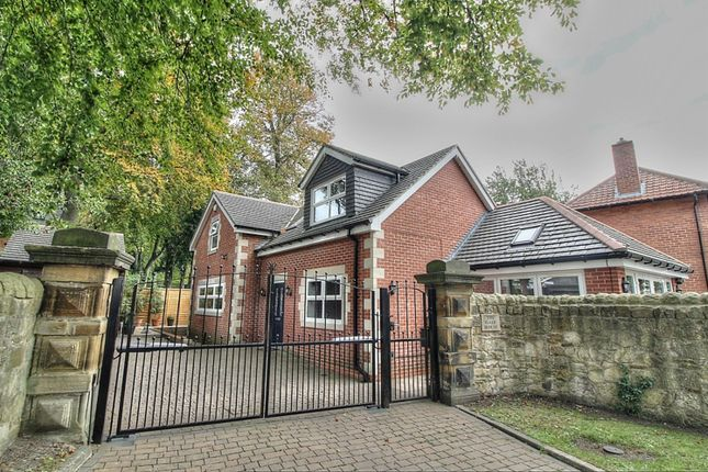 Thumbnail Detached house for sale in The Gatehouse, Ivy Lane, Low Fell
