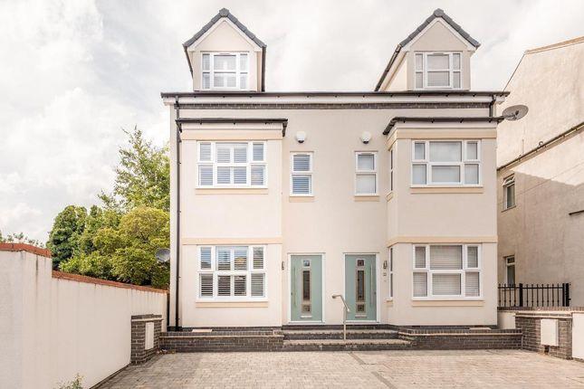 Thumbnail Semi-detached house for sale in Lonsdale Road, Harborne, Birmingham