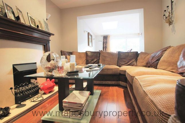 Thumbnail Terraced house to rent in Chipstead Gardens, Cricklewood