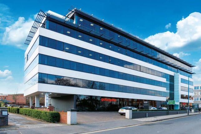 Thumbnail Office to let in 100 Hagley Road, Birmingham