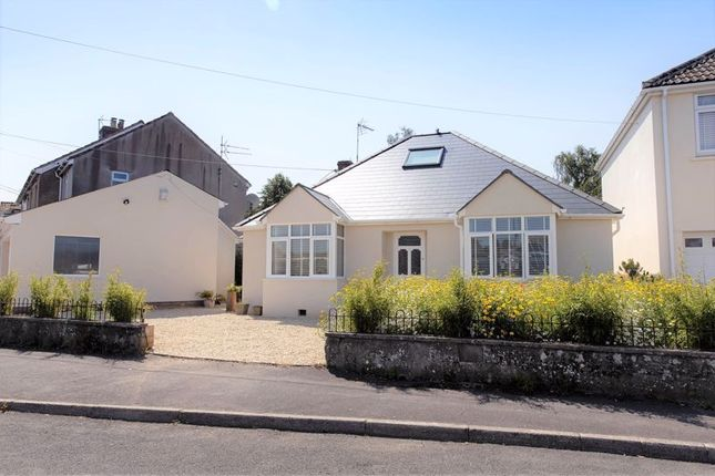 Thumbnail Detached bungalow for sale in Hayes Road, Midsomer Norton, Radstock