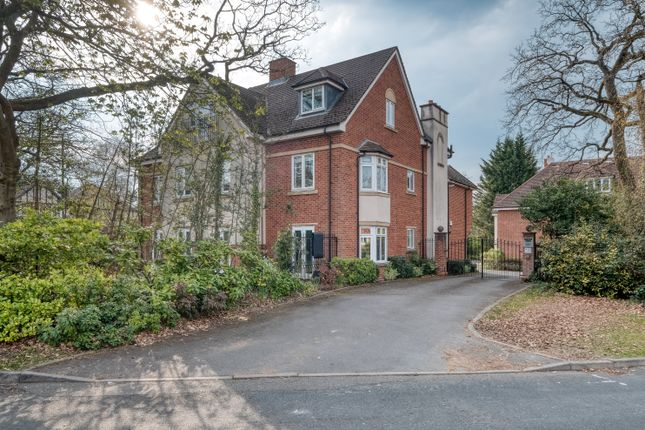 Thumbnail Flat for sale in Danford Court, 1 Westwood Grove, Solihull