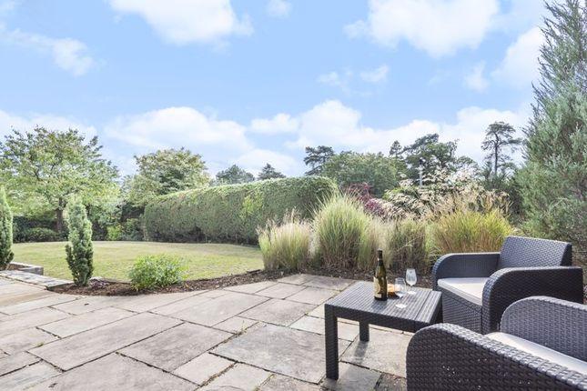 Rear Garden of Oakdene, Sunningdale, Ascot SL5