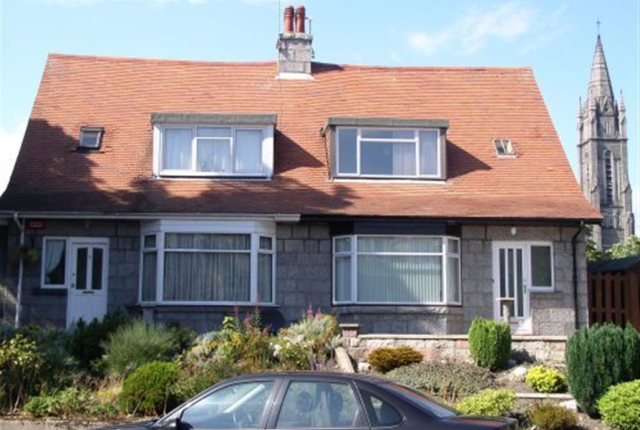 Thumbnail Property to rent in Albert Terrace, Aberdeen