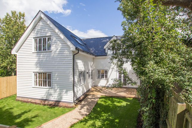 Thumbnail Detached house for sale in Moor Close, Little Shelford, Cambridge