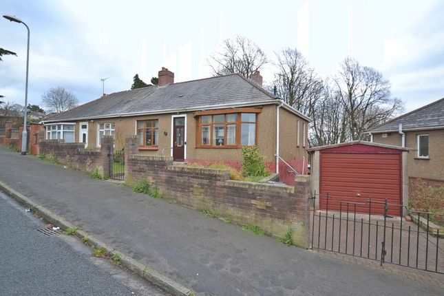 Thumbnail Semi-detached bungalow to rent in Spacious Bunglaow, Tennyson Road, Newport