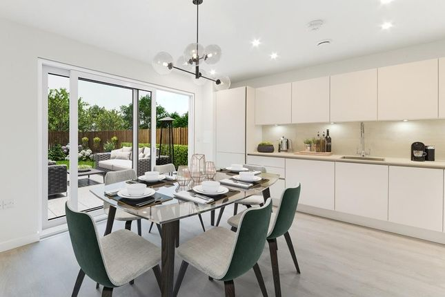 """Thumbnail Terraced house for sale in """"Millbrook Houses"""" at Bittacy Hill, London"""