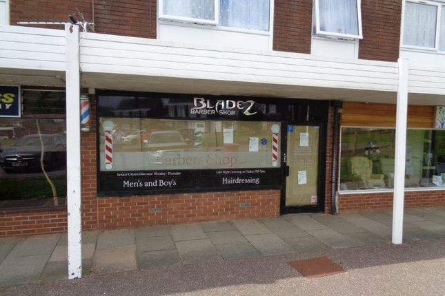 Retail premises to let in Brixington Parade, Exmouth