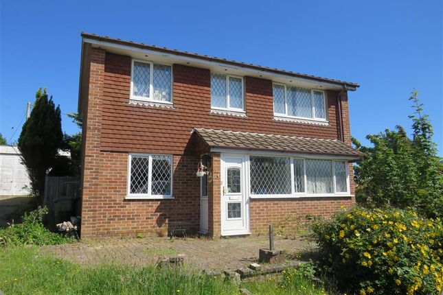Thumbnail Detached house for sale in Rustic Close, Peacehaven