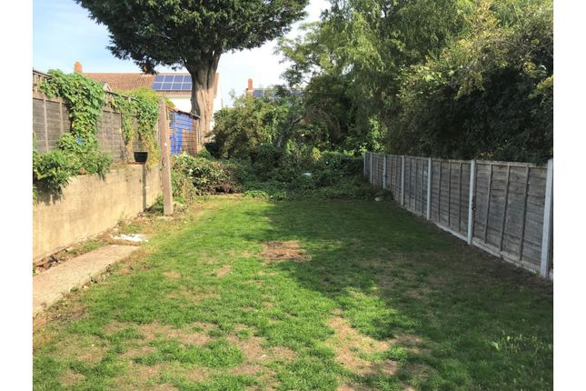 Large Garden of Alfred Street, Ryde PO33