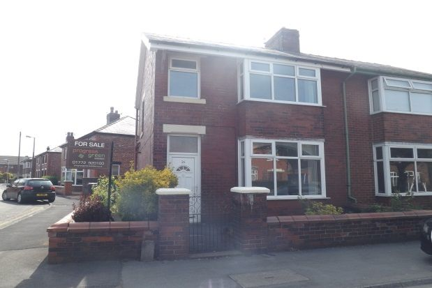 Thumbnail Property to rent in Cross Street, Leyland