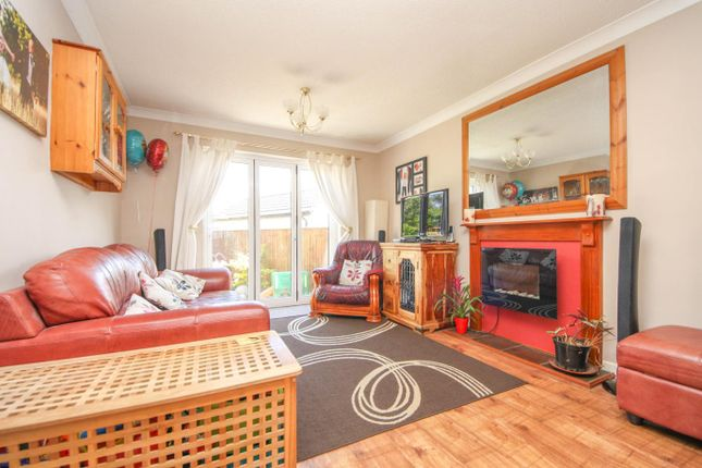 Thumbnail End terrace house to rent in Alexander Close, Meare