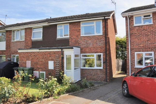 Thumbnail Semi-detached house for sale in Balmoral Close, Evesham