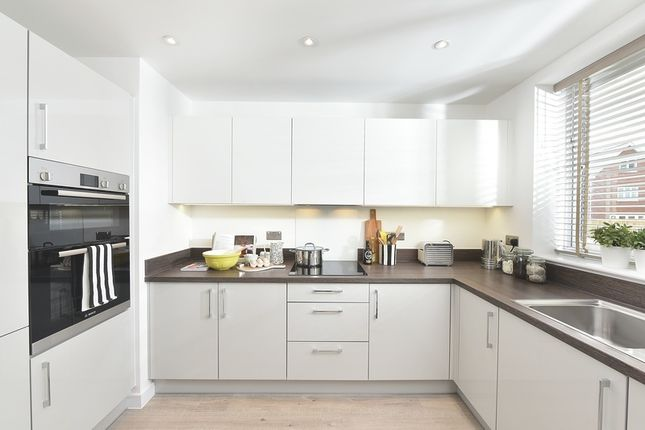 Thumbnail Detached house for sale in Manley Boulevard, Holborough Lakes, Snodland