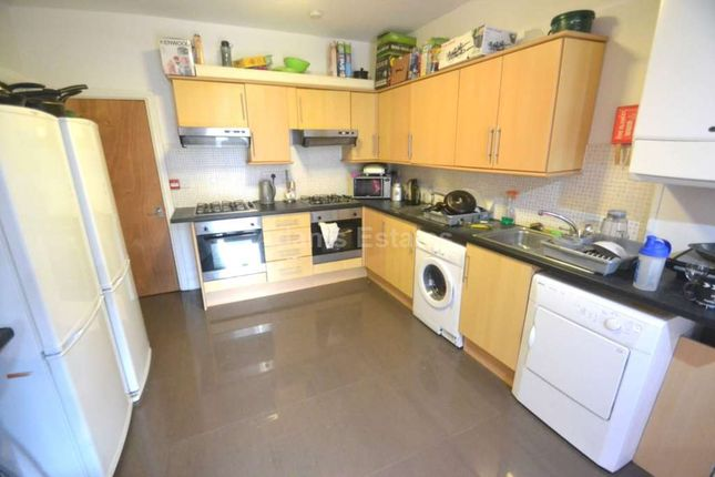 Thumbnail End terrace house to rent in Addington Road, Reading
