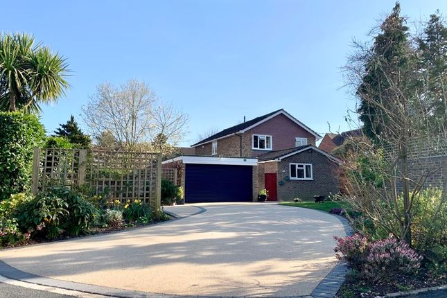 Thumbnail Detached house for sale in Blakeden Drive, Claygate, Esher