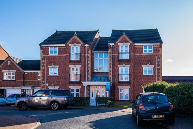 Thumbnail Flat for sale in Bourchier Way, Grappenhall, Cheshire