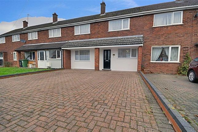 Thumbnail Terraced house for sale in Windermere Drive, Warndon, Worcester