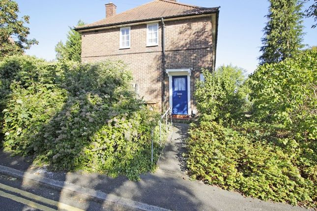 Thumbnail End terrace house for sale in Baring Close, Baring Road, London