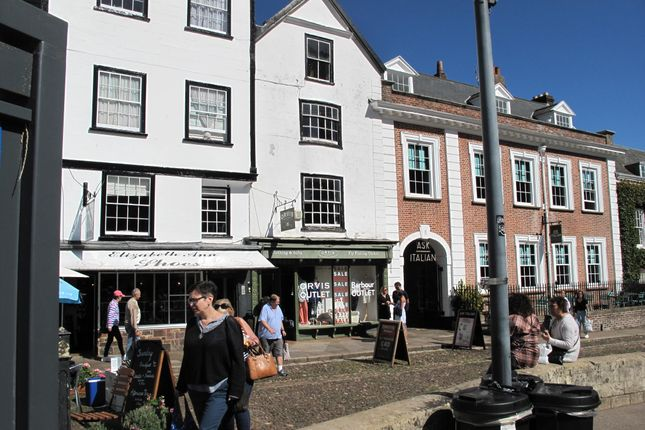 Thumbnail Retail premises to let in Cathedral Close, Exeter