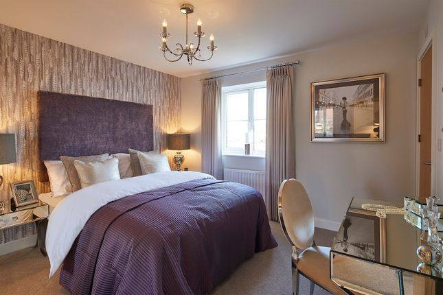 "4 bedroom property for sale in ""The Welwyn"" at Knight Road, Wells"