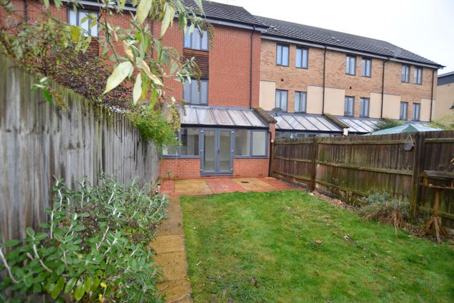Thumbnail Terraced house to rent in Four Chimneys Crescent, Hampton Vale, Peterborough