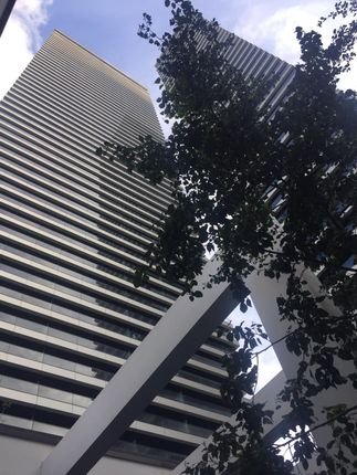 Thumbnail Flat to rent in Wardian East Tower, Wards Place, Canary Wharf, London
