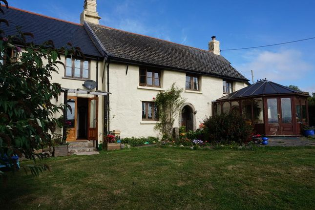 Thumbnail Detached house for sale in Drewsteignton, Exeter
