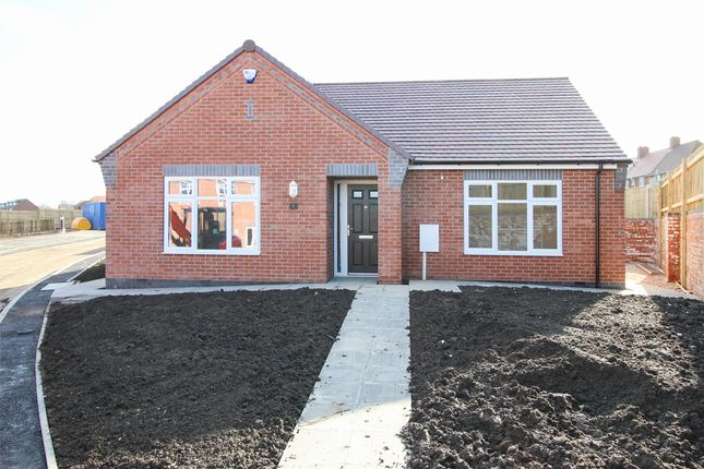 Thumbnail Detached bungalow for sale in Masefield Avenue, Holmewood, Chesterfield