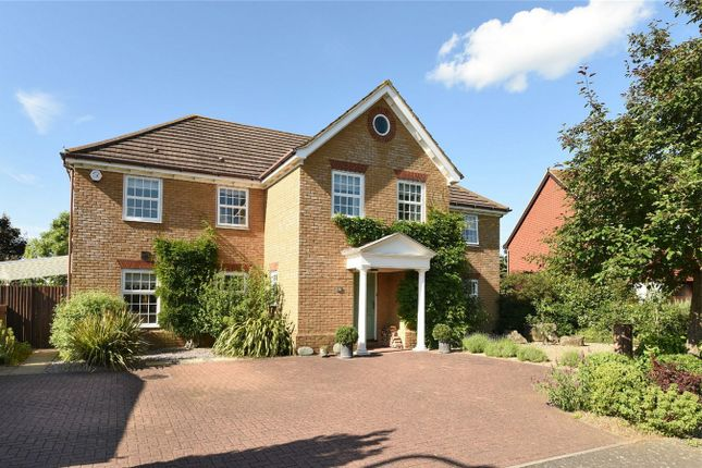 Thumbnail Detached house for sale in Carnoustie Drive, Great Denham, Bedford