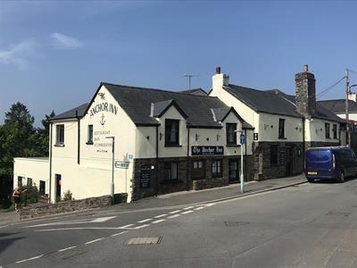 Thumbnail Pub/bar for sale in Anchor Inn, Fore Street, Hartland, Bideford, Devon
