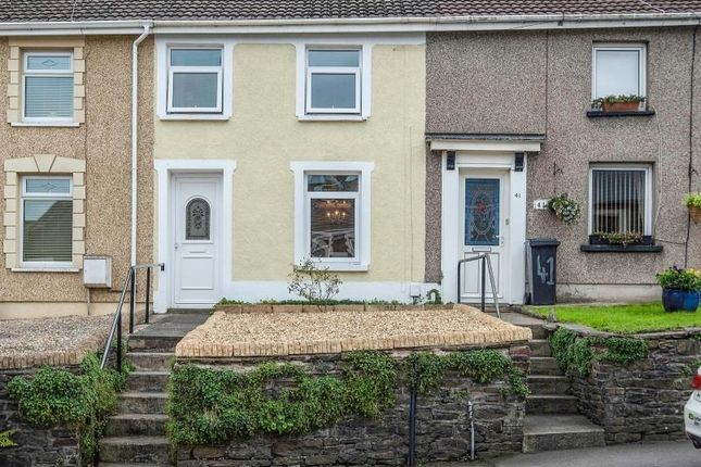 Thumbnail Terraced house to rent in Llantwit Road, Neath