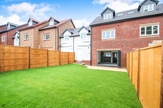 Thumbnail Mews house for sale in The Langford, Woodhouse Vale, Pepper Road, Leeds