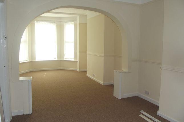 Thumbnail End terrace house to rent in Rock Lane West, Rock Ferry, Birkenhead