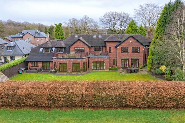 Thumbnail Detached house for sale in Clamhunger Lane, Mere, Knutsford, Cheshire