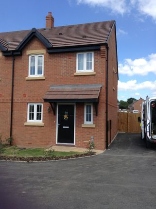 Thumbnail Semi-detached house to rent in Barley Close, Stratford Upon Avon